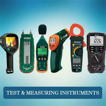 Test & Measuring Instruments