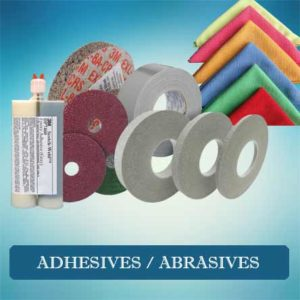 Adhesives / Abrasives