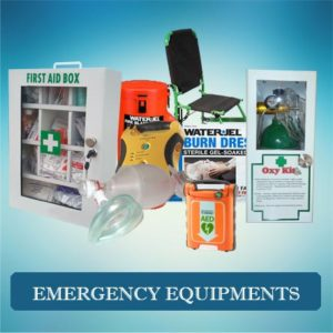 Emergency Equipments