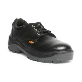 Storm Safety Shoe S.T.Barton Leather - Low Ankle