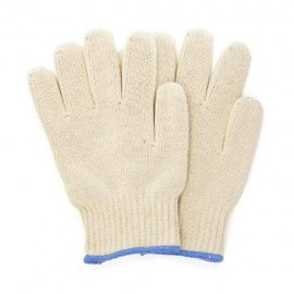 Gloves Cotton Knitted - 7 GAUGE  - KNP