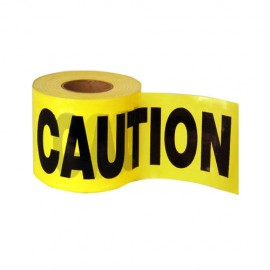 "Barricading Tape- W 3""x 300m per roll Double Side"
