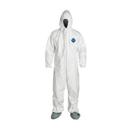 Dupont Tyvek Coverall colour: White