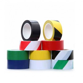 "Barricading Tape - W 3"" x 500m per roll Double Side"