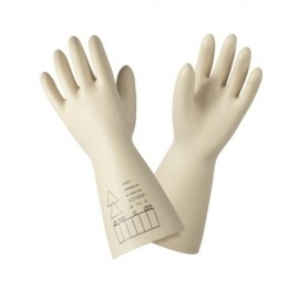 Gloves Electrical - EN Approved - Class 00 - WP: 500 Volts - Size: 10