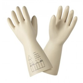 Gloves Electrical - EN Approved - Class 2 - WP: 17000 Volts - Size: 10 - Make:Honeywell