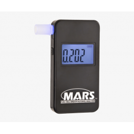 Digital Alcohol Tester - with Battery